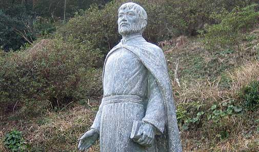 日本のマルコポーロ等数々の異名をもつ神父・ペトロカスイ岐部をあなたは知っていますか?
